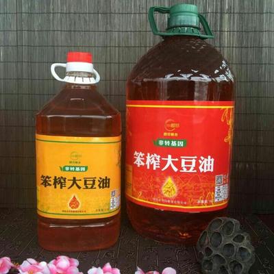 醇珍粮谷笨榨大豆油